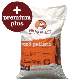 Puffin Wood Pellets
